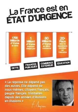 La France est en état d'urgence